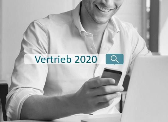 Vertrieb 2020 - digitale Nähe