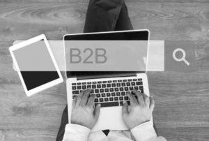 Vertrieb 2020: auch im B2B werden Informationen online gesucht
