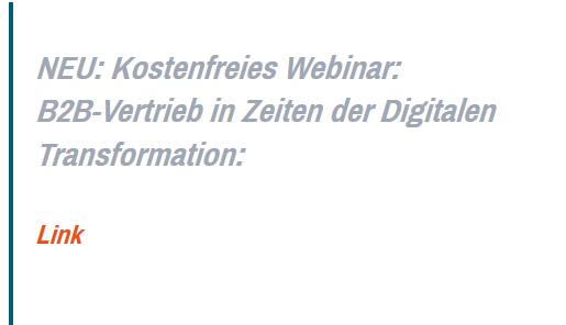 Hinweis-Webinar-B2B-Vertrieb in Zeiten der Digitalen Transformation