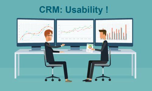 CRM-Usability