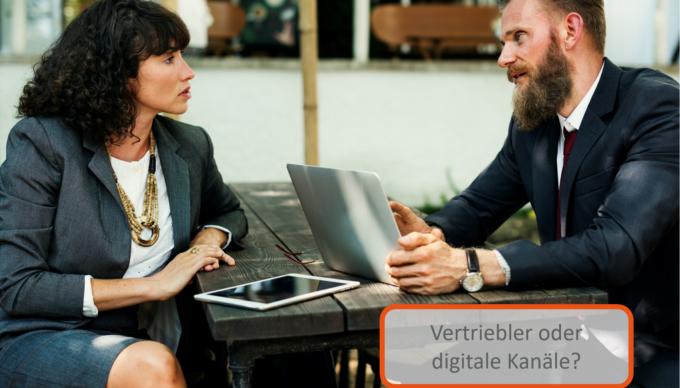 Neue McKinsey Studie: B2B – Vertrieb UND digitale Kanäle machen den Unterschied!