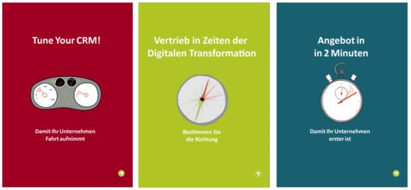 Digitale Transformation 3 Programme