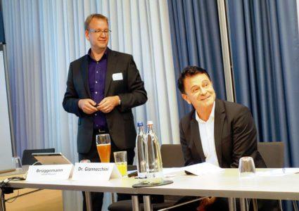 Uwe Brüggemann, Dr. Giannecchini: Überzeugen