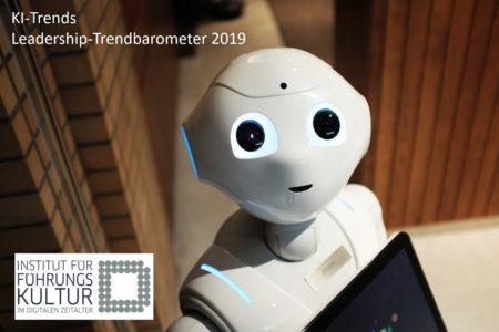 KI-Trends - Trendbarometer 2019