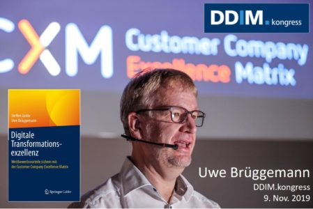 Uwe Brüggemann beim DDIM.kongress 2019