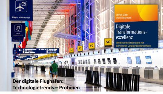 Technologietrends - Protypen am Flughafen