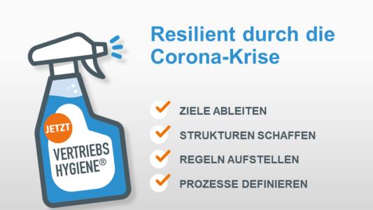 Ralf Komor: Tipps für Vertriebsleiter, um die Resilienz Ihres Unternehmens zu steigern