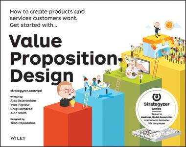 How to create products and services customers want. Get started with Value Proposition Design